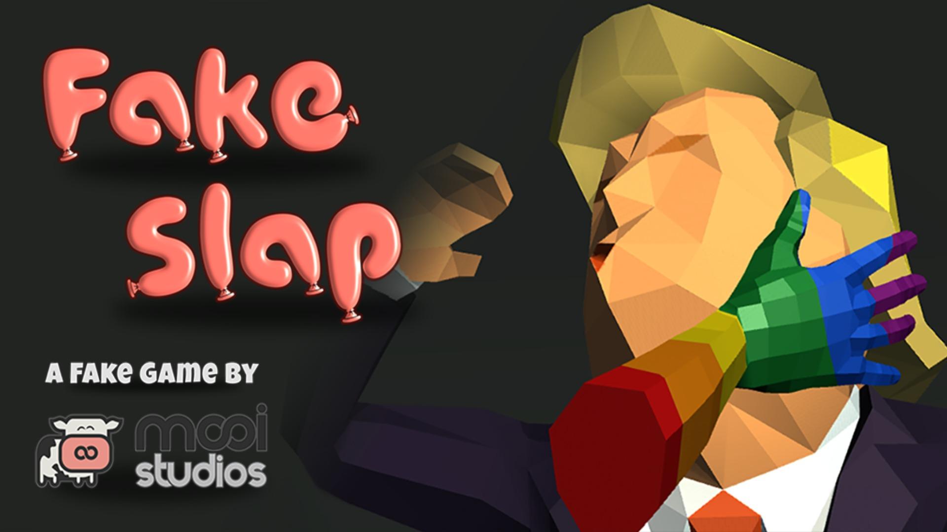 Making Fake Slap!